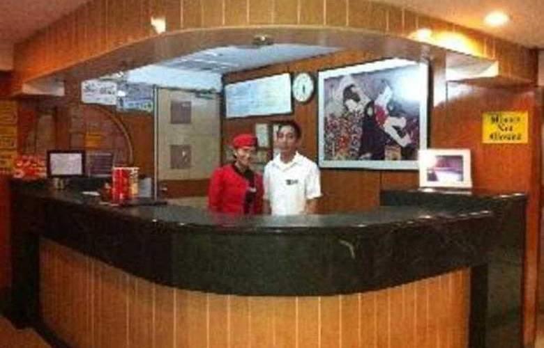 Hotel Sogo Sta. Mesa - General - 0