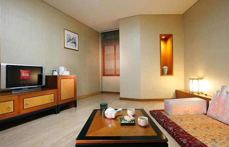 ibis Ambassador Seoul Myeong Dong - Room - 2