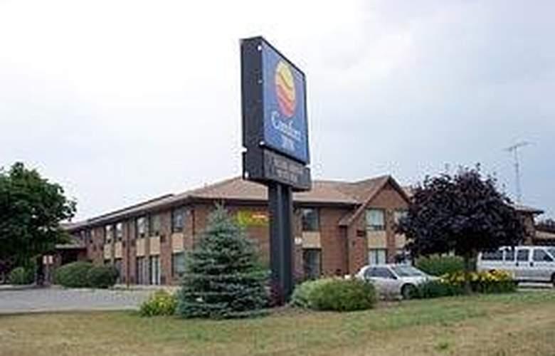 Comfort Inn Guelph - Hotel - 0