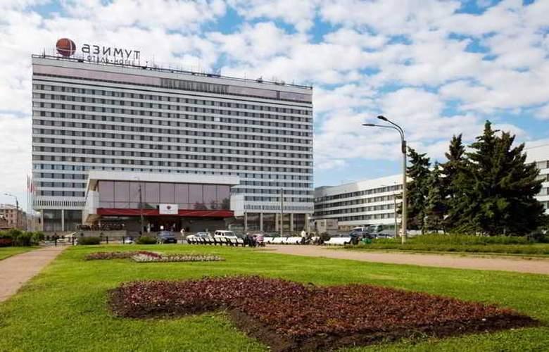 Azimut Saint Petersburg - Hotel - 5