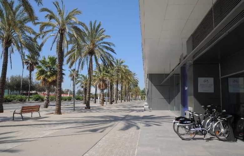 Occidental Atenea Mar  - Terrace - 32
