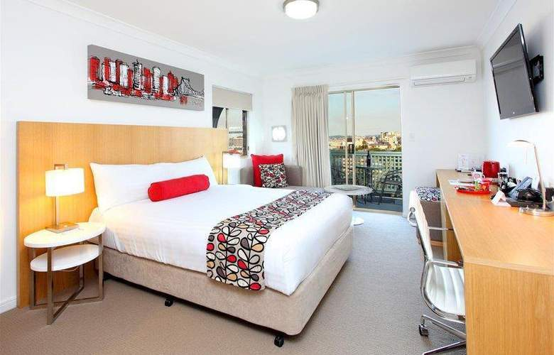 Best Western The Gregory Terrace Brisbane - Room - 33