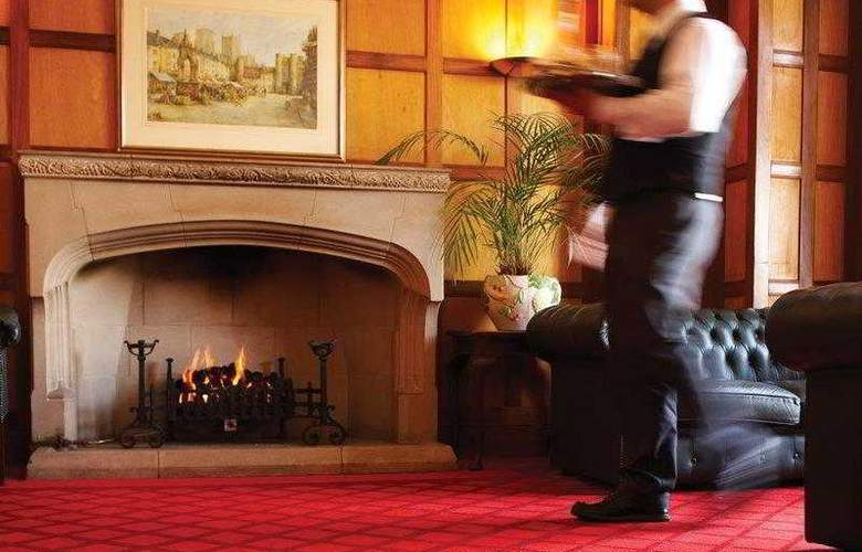 Best Western Duke Of Cornwall Hotel - Hotel - 23