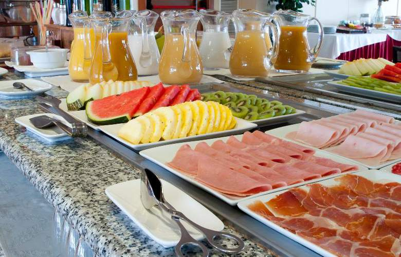 Sercotel Los Llanos - Restaurant - 23