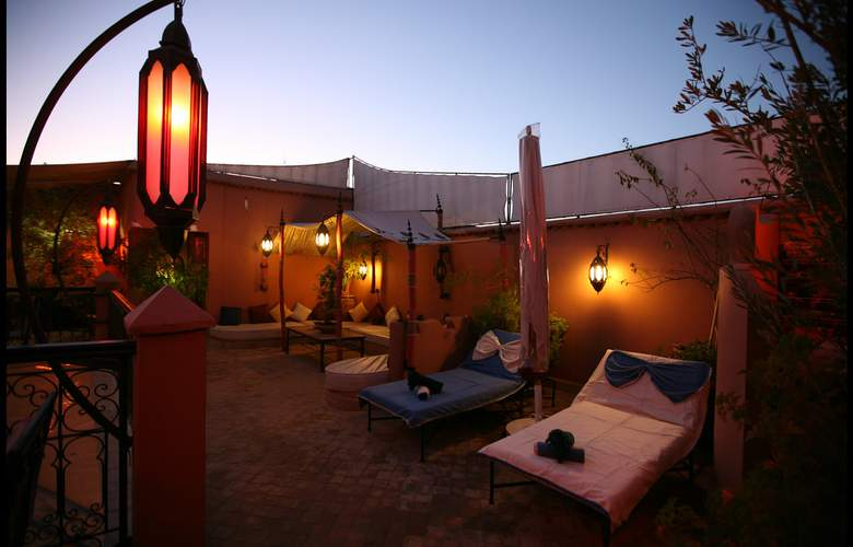 Riad Ain Marrakech - Terrace - 3