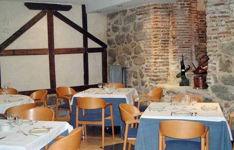 Hospederia la Sinagoga - Restaurant - 6