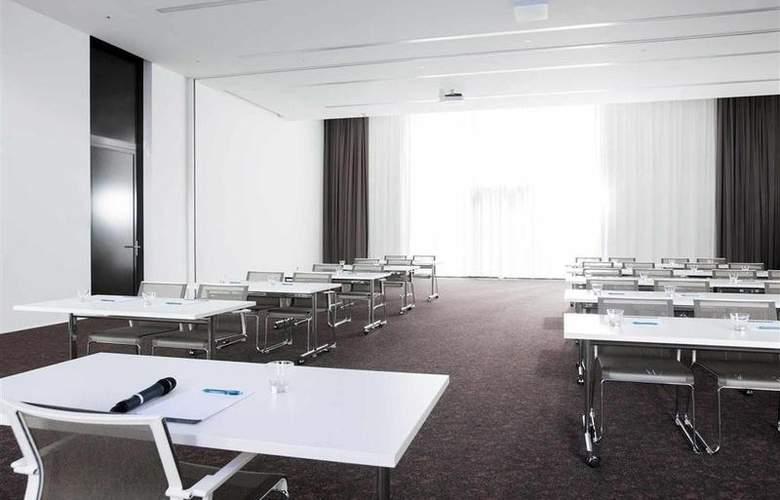 Novotel Basel City - Conference - 14