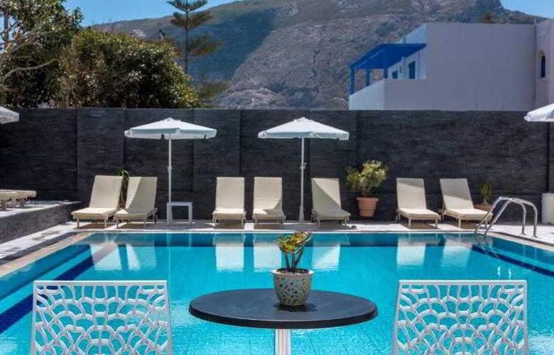 Santellini Hotel - Pool - 12