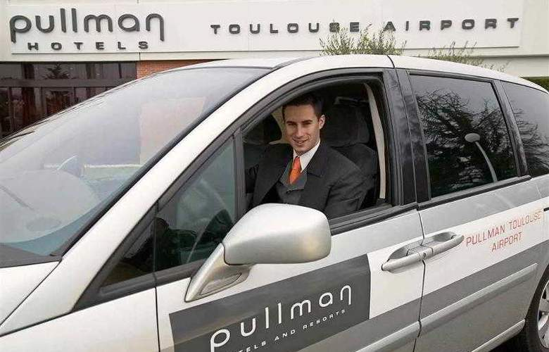 Pullman Toulouse Airport - Hotel - 11