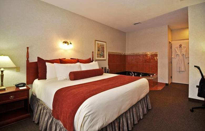 Best Western Glengarry Hotel - Room - 81
