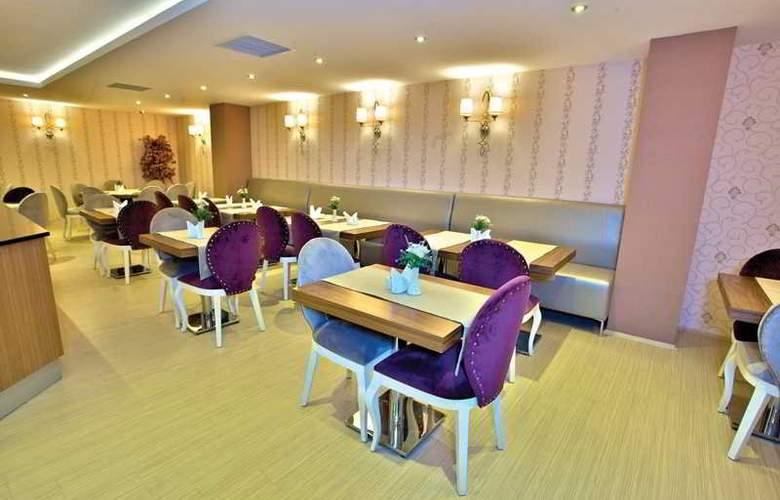 Grand Emin Hotel - Restaurant - 8