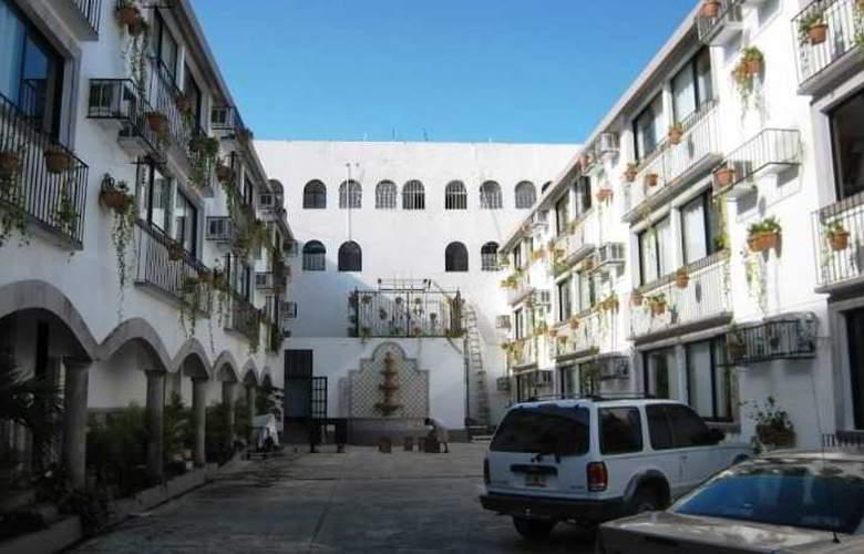 Hacienda de Castilla - Hotel - 9