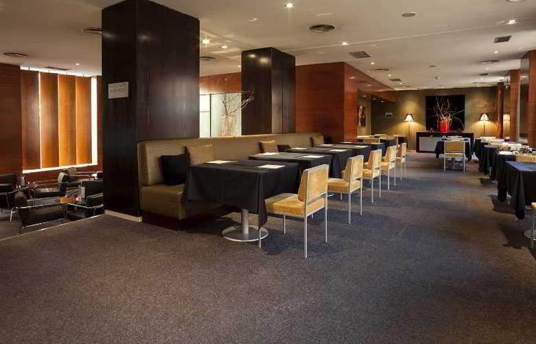 AC Los Vascos - Restaurant - 15