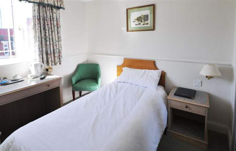 Best Western Montague Hotel - Room - 92