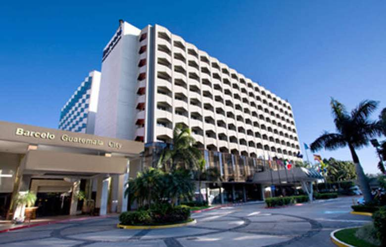 Barceló Guatemala City - Hotel - 0