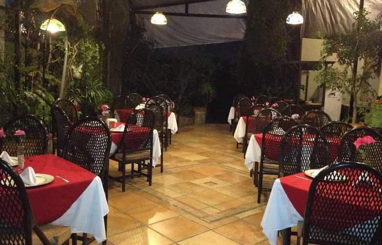 Quinta Gobernador - Restaurant - 13