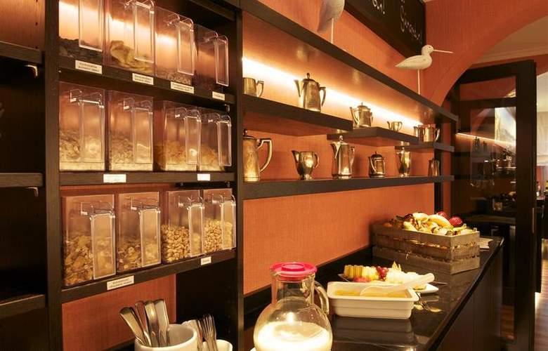 Best Western Raphael Altona - Restaurant - 43