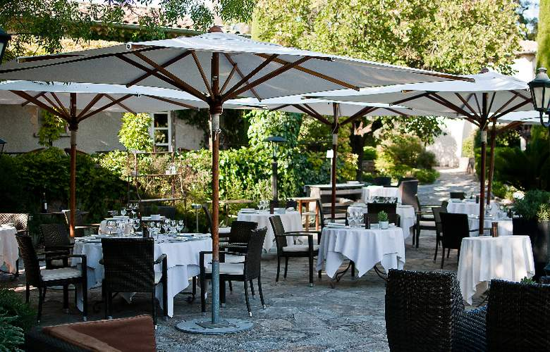 De Mougins - Restaurant - 6