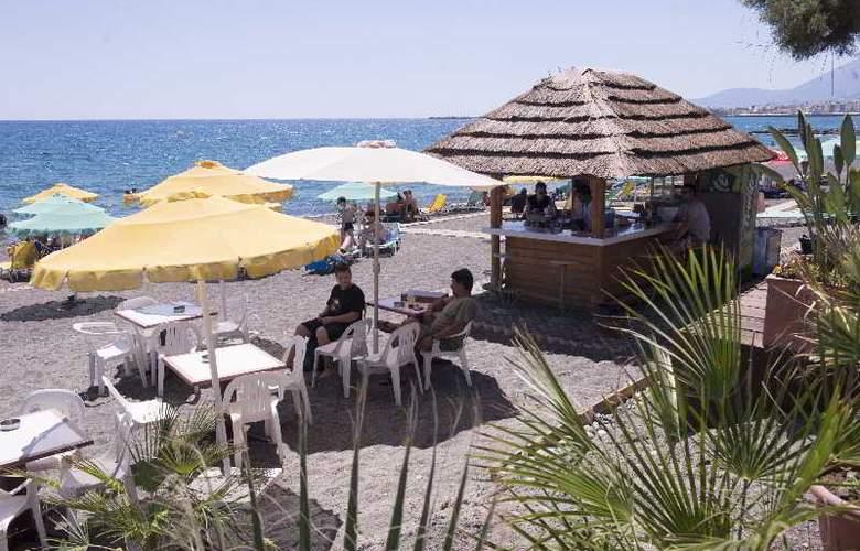 Tylissos Beach Hotel - Beach - 9