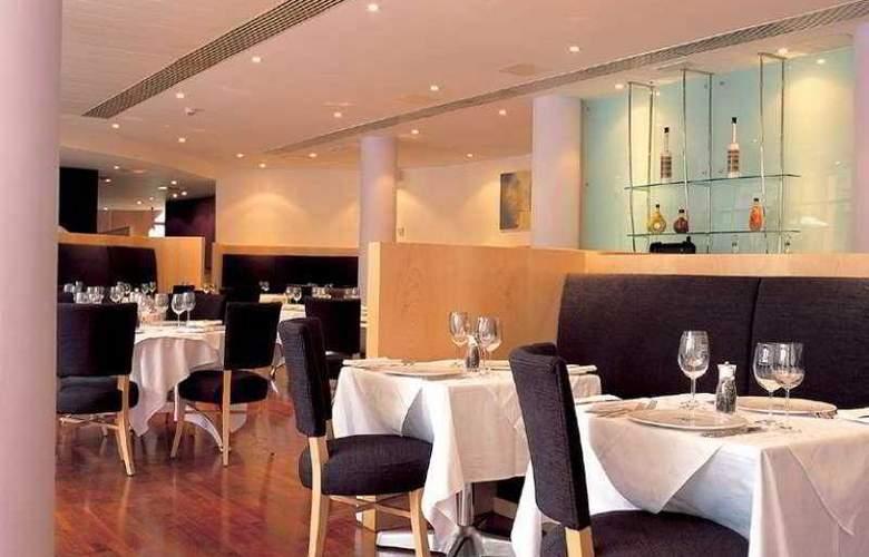 Hilton Garden Inn Birmingham Brindleyplace - Restaurant - 10