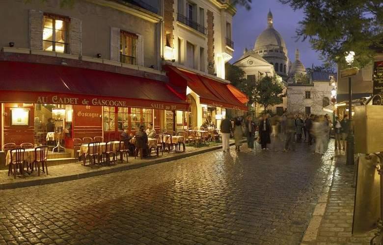 Mercure Paris Bastille Marais - Hotel - 37