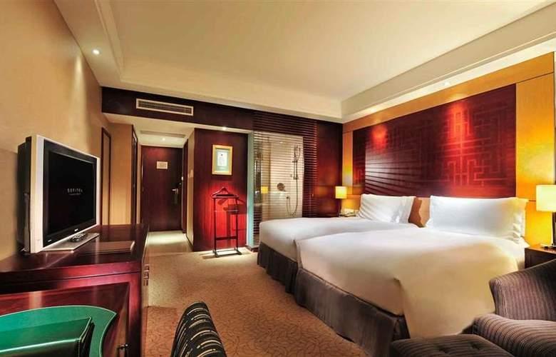 Sofitel Shanghai Hyland - Room - 90