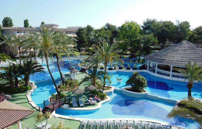 La Dorada Prinsotel - Pool - 5