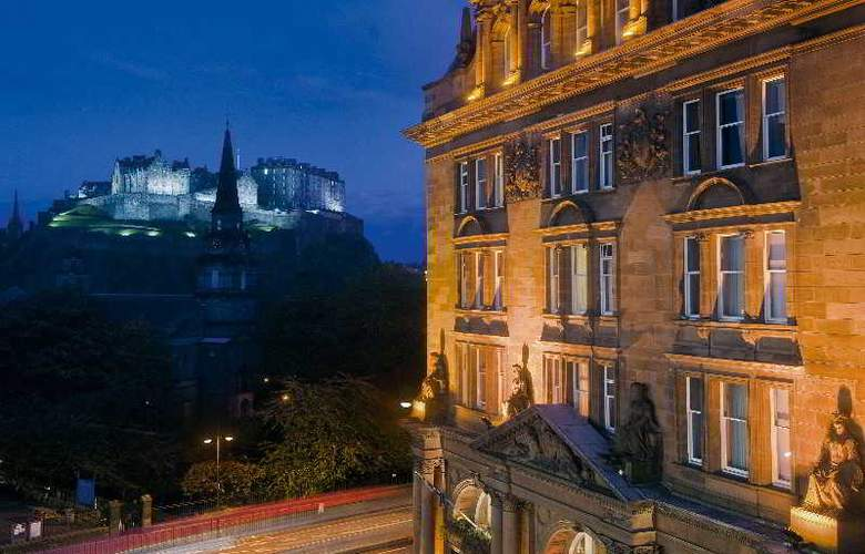 Waldorf Astoria Edinburgh - The Caledonian - General - 2