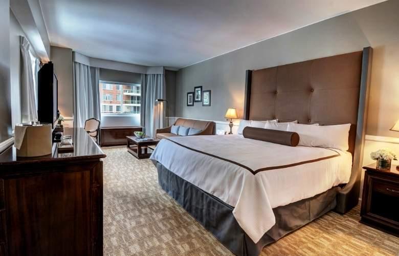 The Garden City Hotel - Room - 2