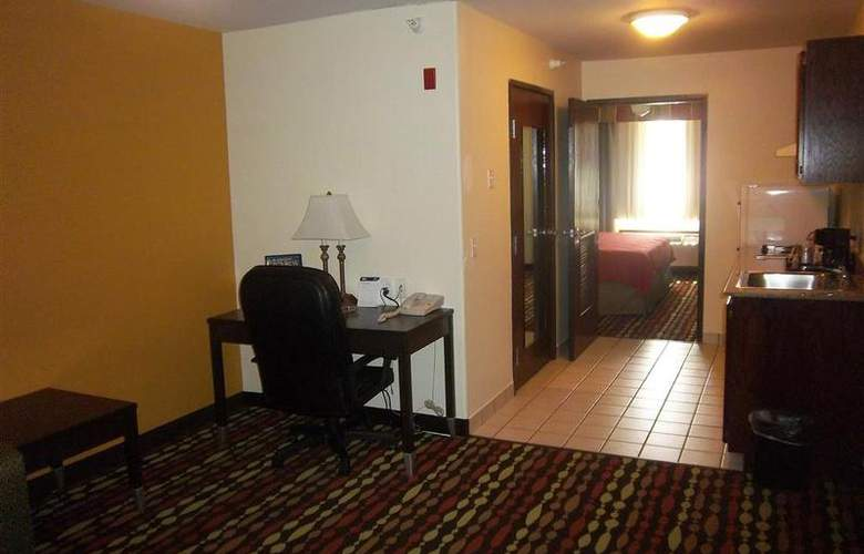 Best Western Greentree Inn & Suites - Room - 139