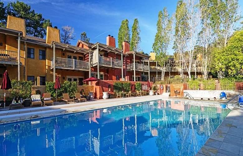 Bernardus Lodge - Pool - 4