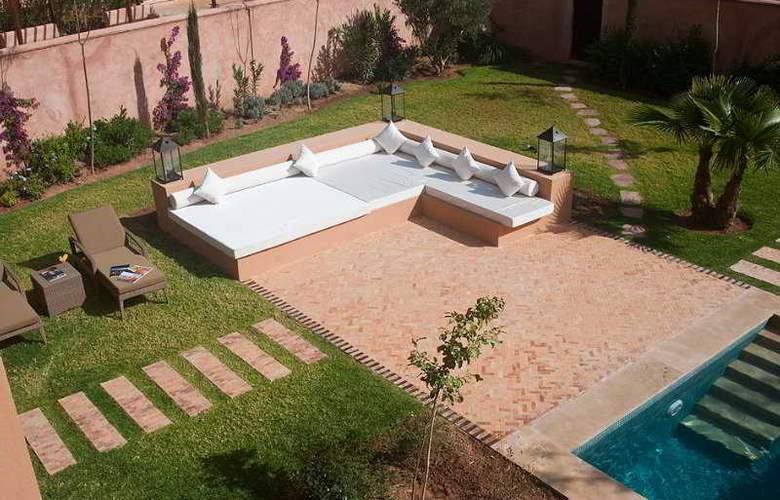 Ryads Al Maaden Medina & Golfs Resort - Terrace - 7