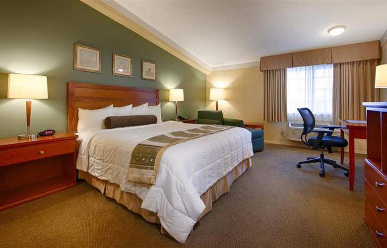 Best Western Hill House - Room - 2