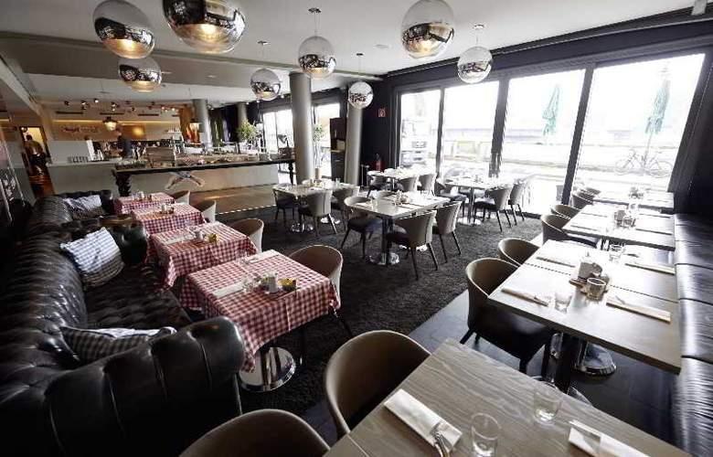 Designhotel ÜberFluss Bremen - Restaurant - 18