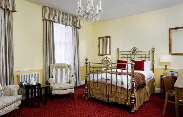Best Western Henbury Lodge Hotel - Hotel - 21
