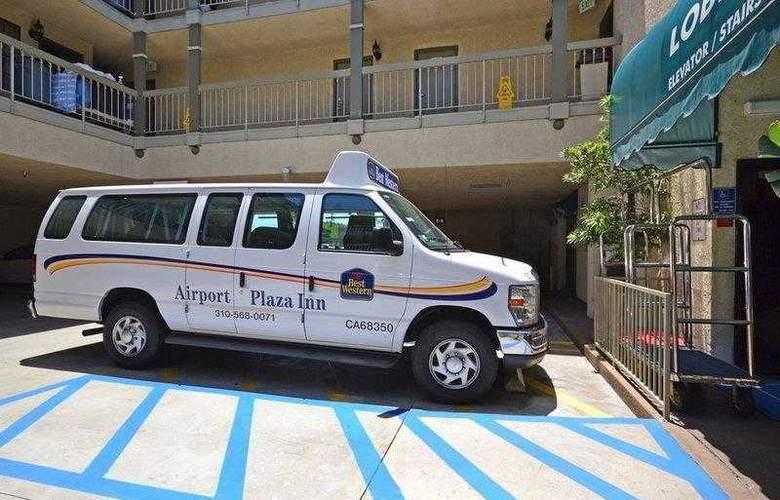 Best Western Airport Plaza Inn - Hotel - 15