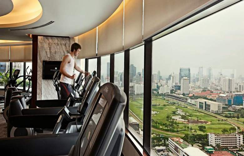 Intercontinental Bangkok - Sport - 34