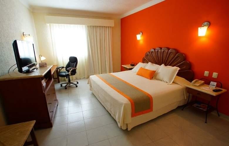 Adhara Hacienda Cancun - Room - 9
