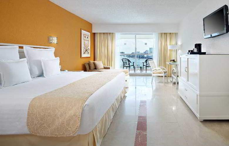 Occidental Costa Cancún - Room - 12