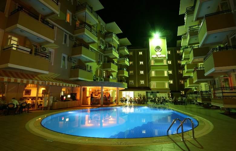Kleopatra Ada Hotel - Pool - 5