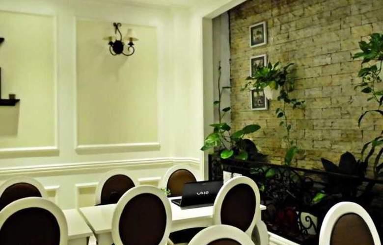 La Beaute De Hanoi Hotel - Restaurant - 1
