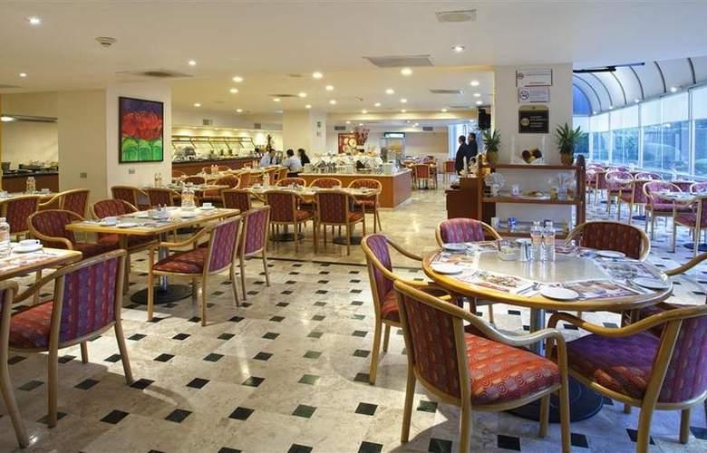 Best Western Plus Gran Morelia - Restaurant - 219