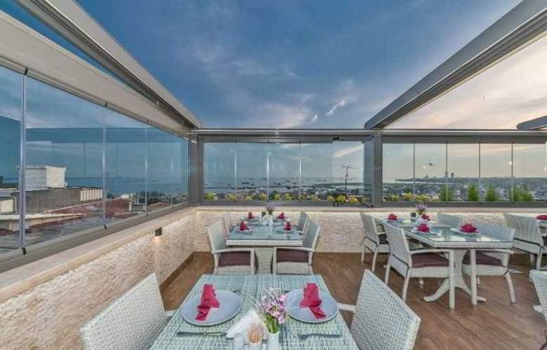 Selenay Hotel - Restaurant - 12