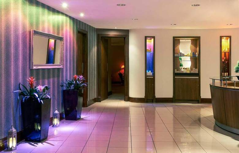 Mercure Cardiff Holland House Hotel and Spa - Hotel - 28