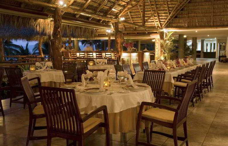 Tango Mar Beach And Golf Resort - Restaurant - 8