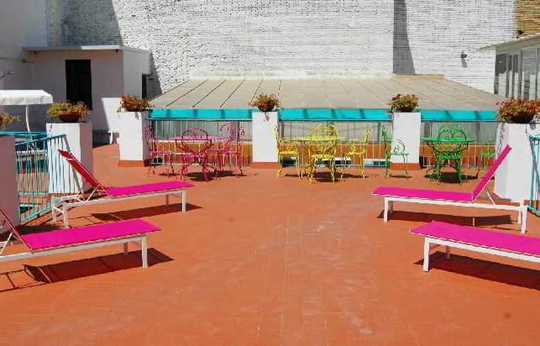 Casual Sevilla de las Letras - Terrace - 63