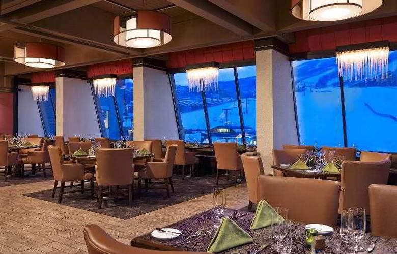 Sheraton Steamboat Resort Villas - Restaurant - 34