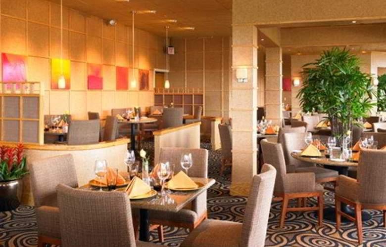 Sheraton La Jolla Hotel - Restaurant - 4