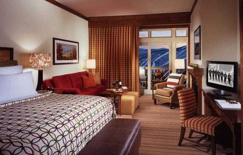 Stowe Mountain Lodge - Room - 7