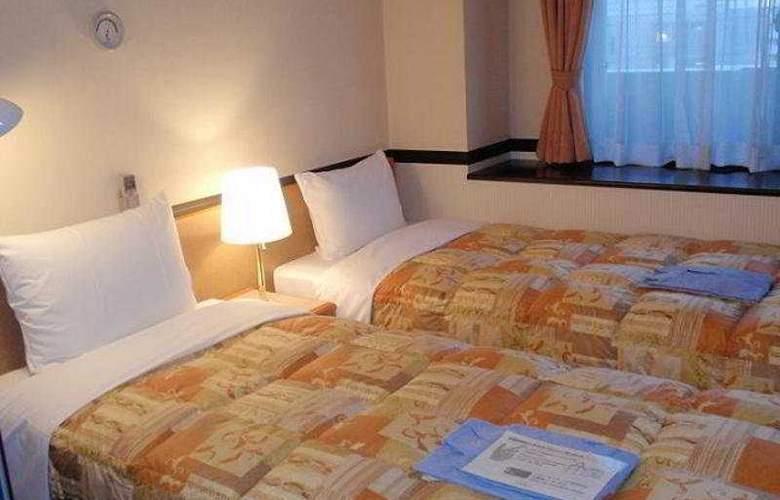 Toyoko Inn Tokyo-Eki Shin-Ohashi Mae - Room - 0